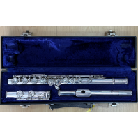 Used Altus Flute A807 SN: 39366