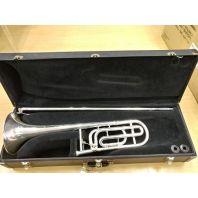 Used Selmer USA Trombone (Bb/F) SN: 96553