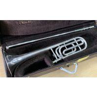 Used Vincent Bach Trombone (Bb/F) 36B SN: 92448