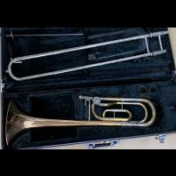 Used Yamaha Trombone YSL-648R SN: 202342
