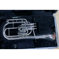 Used Besson Alto Horn 651 SN: 714324
