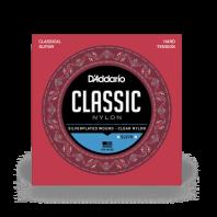 D' Addario Classical Guitar Nylon Strings Set Hard Tension EJ27H