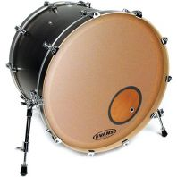 Evans EQ3 Resonant Frosted Bass Drumhead 22 inch BD22RGC