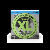 D' Addario Electric Guitar Strings set Extra Super Light Plus 8.5-39 EXL130+