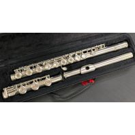 Used Henri Bernault Flute (B foot) SN: 10908