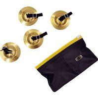 Hau Sheng Finger Cymbal (2 pairs per set) HFC-03B