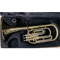 Used Issabella Alto Horn SN: 9256
