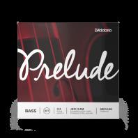 D' Addario Prelude Double Bass String Set 3/4 Scale Medium Tension J610 3/4M