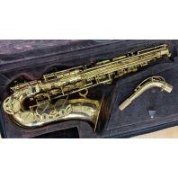 Used Julius Keilwerth Alto Sax Lacquer EX90II SN: 112191