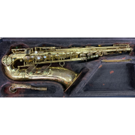 Used JK Tenor Saxophone Lacquer SX90 SN: 109209