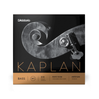 D'Addario Kaplan Double Bass String Set K610 3/4m