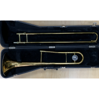 Used King Trombone Lacquer 606 SN: 37-211071