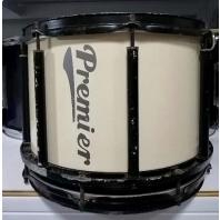 Used Premier Marching Snare Drum High Tension