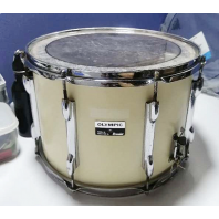 Used Premier Marching Snare Drum Olympic