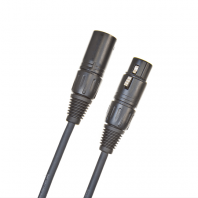 D'Addario Planet Waves Classic Series Microphone Cable 25ft (XLR to XLR) PW-CMIC-25