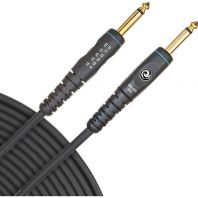 D'Addario Planet Waves 30 ft Mono Twisted Pair Instrument Cables PW-G-30