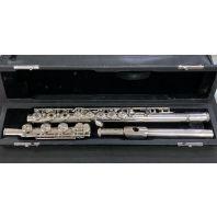 Used Sankyo Flute CF-201 SN: 11718 (E130)
