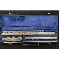 Used Selmer Flute USA SN: 766169 (E128)