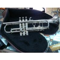 Used Sterling Trumpet Silver SN: 40097