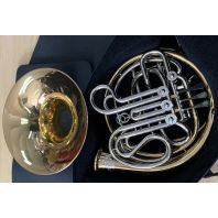 Used Strauss French Horn A980 Lacquer SN: 150110 E