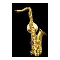Tenor Saxophone Gold Pin FPP542G
