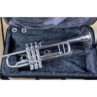 Used Antione Courtois Trumpet 305 SN: 29882