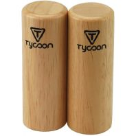 Tycoon Large Round Wood Shakers TS-40