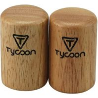 Tycoon Small Round Wood Shakers TS-20