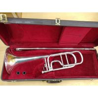 Used Besson Bass Trombone BE743 SN: 856967