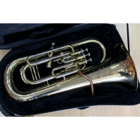 Used Issabella Euphonium Lacquer SN: 09095