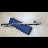Used Leblanc Contra Bass Clarinet SN: 1006