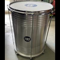 Used Meinl Brazilan Drum Silver 17 inch #2