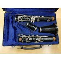 Used Paris SML Bb Clarinet SN: 37921