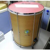Used RMV Brazilian Drum Brown 19 inch