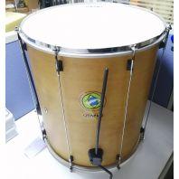 Used RMV Brazilian Drum Brown 21 inch #2
