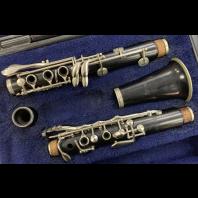 Used Selmer USA Bb Clarinet CL200 SN: 12169