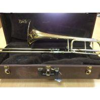 Used Vincent Bach Bass Trombone 50B SN: 97085