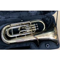 Used Wisemann Euphonium Lacquer SN: 91188