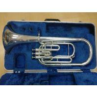 Used Yamaha Alto Horn YAH201S SN: 001300