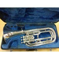 Used Yamaha Baritone Horn YBH-301S SN: 341785
