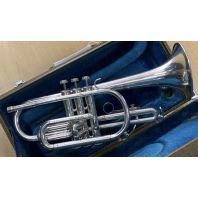 Used Yamaha Cornet YCR-231S SN: 14860