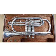 Used Yamaha Cornet YCR-233S SN: 15982