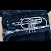 Used Yamaha Cornet YCR-6320S SN: 301066