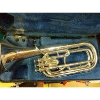 Used Yamaha Baritone Horn YBH-301S SN: 329351