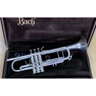 Used Vincent Bach Trumpet 43 SN: 545447