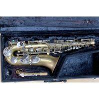 Used Vito Alto Saxophone SN: 615322