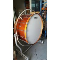 Used Yamaha Concert Bass Drum 40 inch (with stand) SN: JZ6115