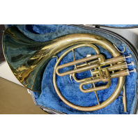 Used Yamaha Mellophone YMP-201 SN: 007763