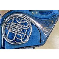 Used Yamaha Single French Horn YHR-313S SN: 10931